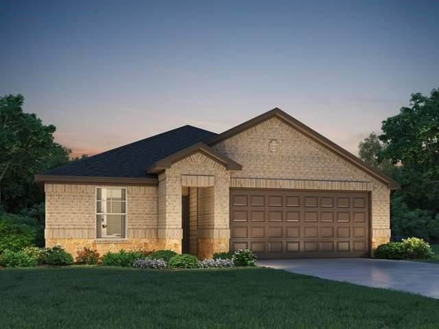 2715 Pennfield Valley Way, Pearland, TX 77089 (MLS #67946528) :: The Sansone Group