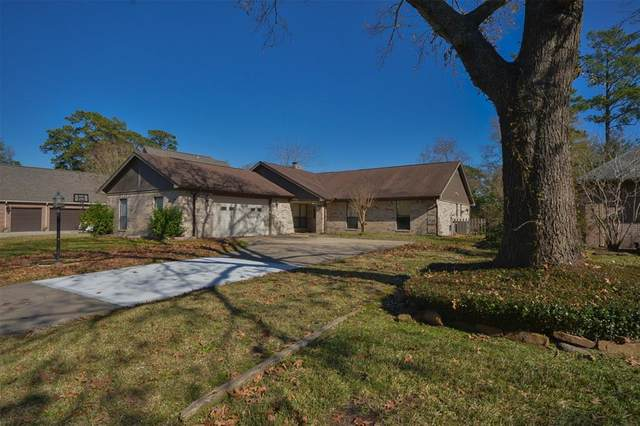 20318 Spoonwood Drive, Humble, TX 77346 (MLS #6794705) :: The Bly Team