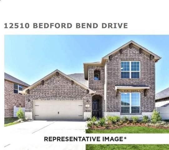 12510 Bedford Bend Drive, Humble, TX 77346 (MLS #67949306) :: NewHomePrograms.com