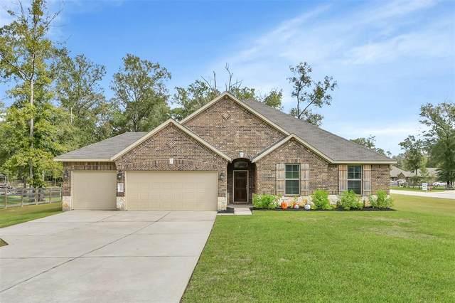 9222 White Tail Drive, Conroe, TX 77303 (MLS #67957726) :: Texas Home Shop Realty