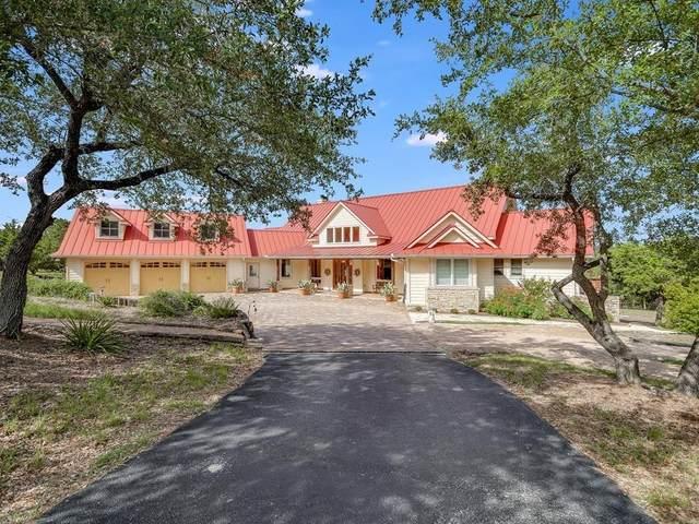 504 Rocky Springs Road, Wimberley, TX 78676 (MLS #67966924) :: Rachel Lee Realtor
