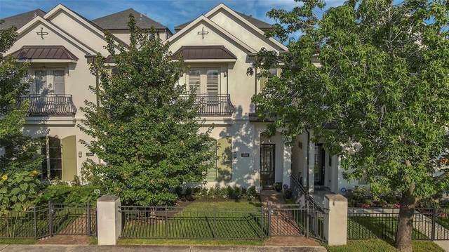 3708 Swayze Court #3, Houston, TX 77018 (MLS #67967506) :: The Property Guys