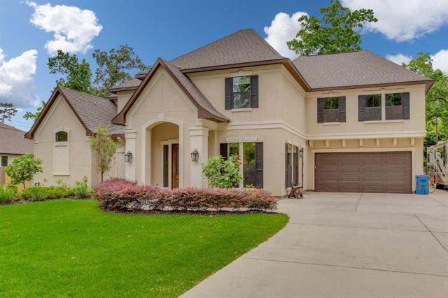 2300 Carriage Run W, Conroe, TX 77384 (MLS #67996320) :: The SOLD by George Team