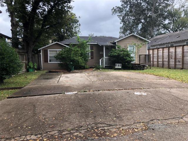 1444 Alexander Street, Houston, TX 77008 (MLS #68002563) :: Fairwater Westmont Real Estate