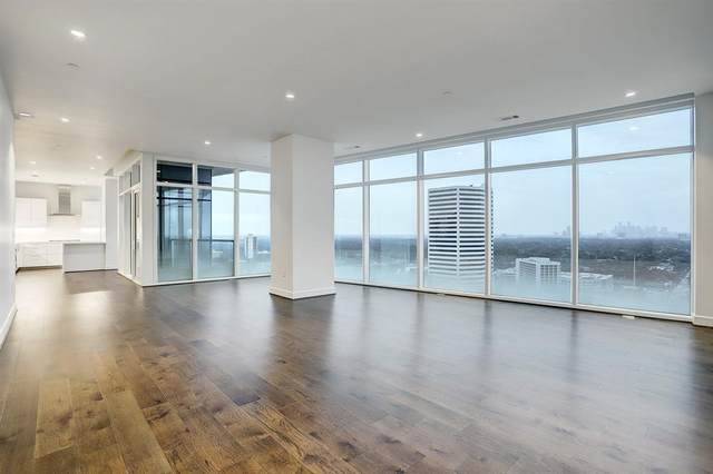 4521 San Felipe Street #2101, Houston, TX 77027 (MLS #68003244) :: The SOLD by George Team