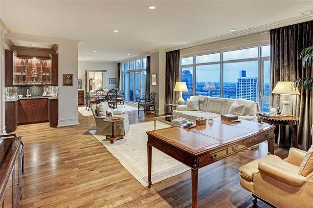 1100 Uptown Park Boulevard #281, Houston, TX 77056 (MLS #68006778) :: The SOLD by George Team