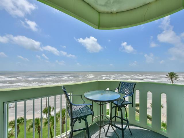 9420 Seawall Boulevard #602, Galveston, TX 77554 (MLS #68019531) :: Christy Buck Team