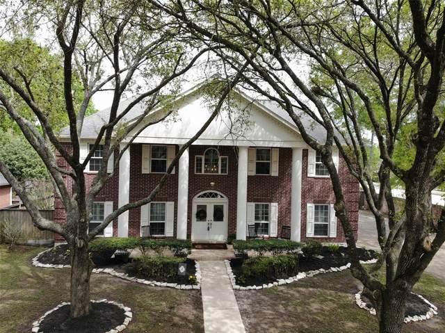 1615 Emerald Green Lane, Houston, TX 77094 (MLS #68024587) :: The Home Branch