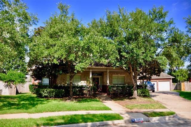 8307 Big Bend Drive, Sugar Land, TX 77479 (MLS #68027151) :: The Jill Smith Team
