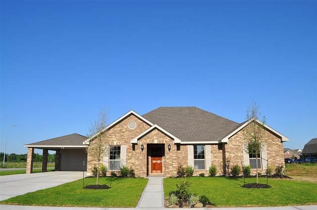 6603 Grapevine Bend Circle, Manvel, TX 77578 (MLS #68031559) :: The Queen Team