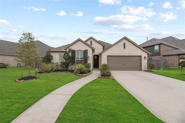 6818 Monarch Falls Lane, Katy, TX 77493 (MLS #68041263) :: The SOLD by George Team