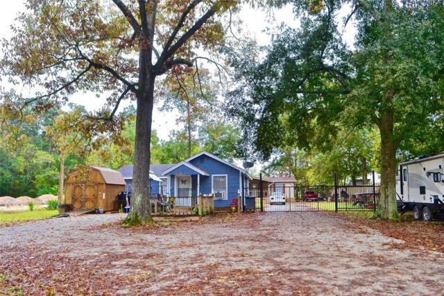 22536 Yancy Road, Porter, TX 77365 (MLS #68045717) :: The SOLD by George Team