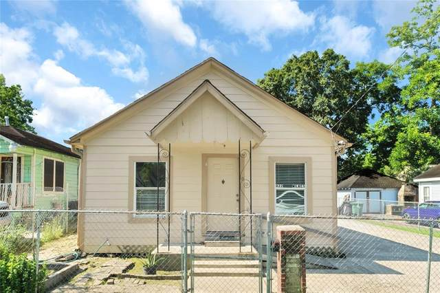 822 Wilkes Street, Houston, TX 77009 (MLS #6805518) :: Bay Area Elite Properties