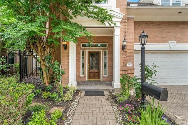 21 Wynden Oaks Drive, Houston, TX 77056 (MLS #68055817) :: Texas Home Shop Realty