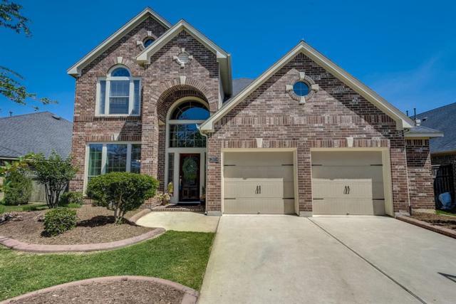 28014 Barberry Banks Lane, Fulshear, TX 77441 (MLS #68057339) :: Lion Realty Group / Exceed Realty