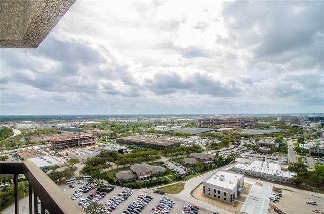 2001 Holcombe Boulevard #2205, Houston, TX 77030 (MLS #68070897) :: The SOLD by George Team