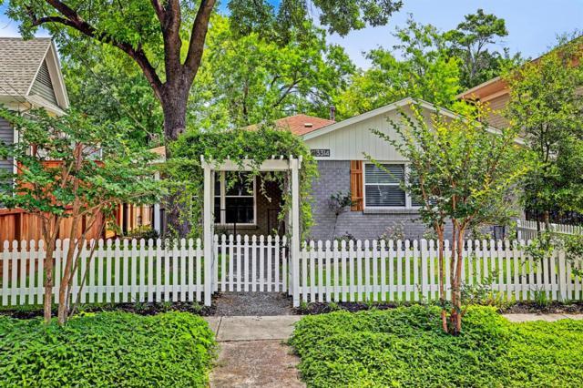 3314 Morrison Street, Houston, TX 77009 (MLS #68073848) :: Krueger Real Estate