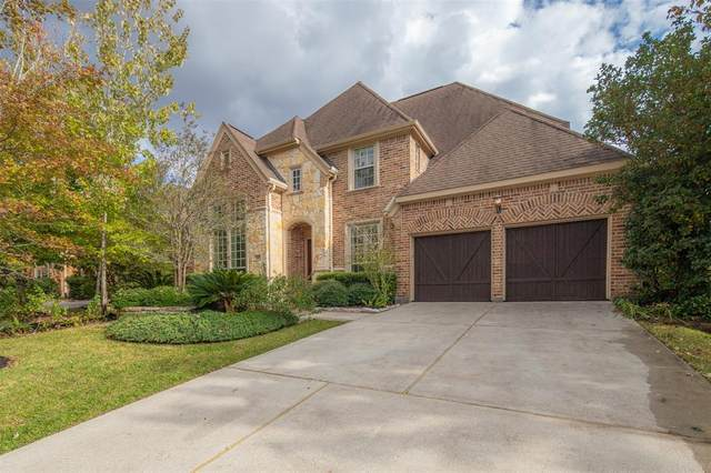 19 Wood Manor Place, The Woodlands, TX 77381 (MLS #6807448) :: The Bly Team