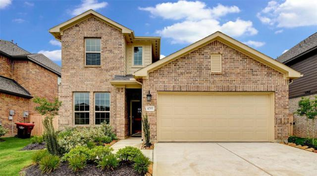 4715 Tintagel Lane, Missouri City, TX 77459 (MLS #68075345) :: The SOLD by George Team