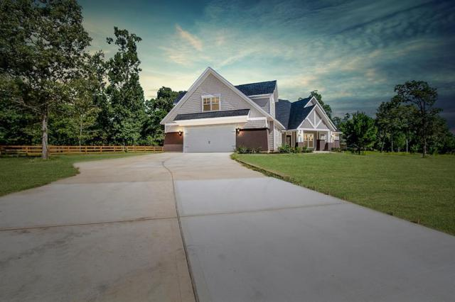 386 Sternway Court, Montgomery, TX 77316 (MLS #68080848) :: The SOLD by George Team