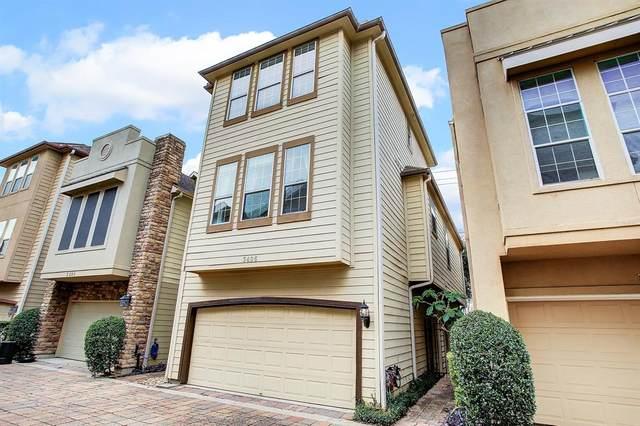 3406 Cline Street, Houston, TX 77020 (MLS #68082162) :: The Home Branch