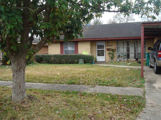 3004 Cedarcrest Drive, Pasadena, TX 77503 (MLS #68082607) :: Guevara Backman