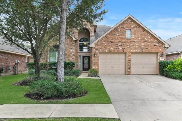 20023 Caraway Ridge Drive, Cypress, TX 77433 (MLS #68087371) :: My BCS Home Real Estate Group