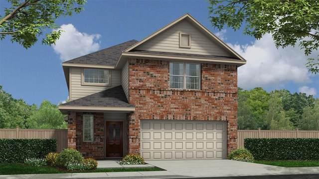 17434 Cuthbert Street, Humble, TX 77346 (#68093381) :: ORO Realty