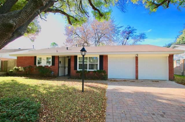 8815 Reamer Street, Houston, TX 77074 (MLS #68095675) :: Texas Home Shop Realty