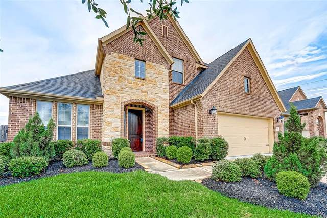 19927 Sonterra Lane, Richmond, TX 77407 (MLS #68116035) :: The Heyl Group at Keller Williams
