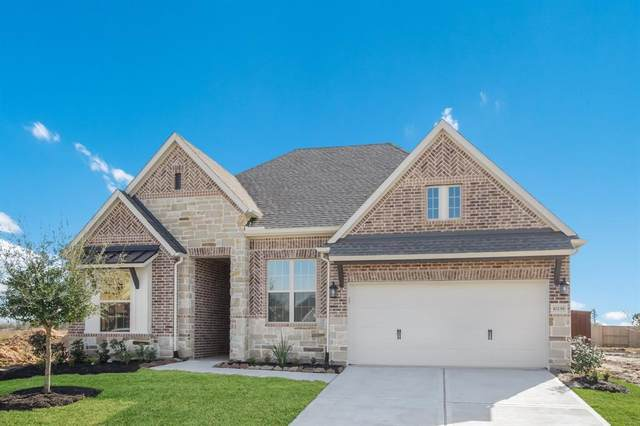 10239 Napier Drive, Iowa Colony, TX 77583 (MLS #68123914) :: The Home Branch