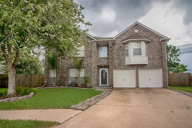 526 Oak Briar Drive, Kemah, TX 77565 (MLS #68124291) :: Ellison Real Estate Team