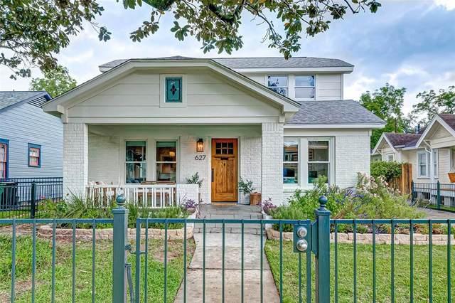 627 Peddie Street, Houston, TX 77008 (MLS #68125333) :: Ellison Real Estate Team