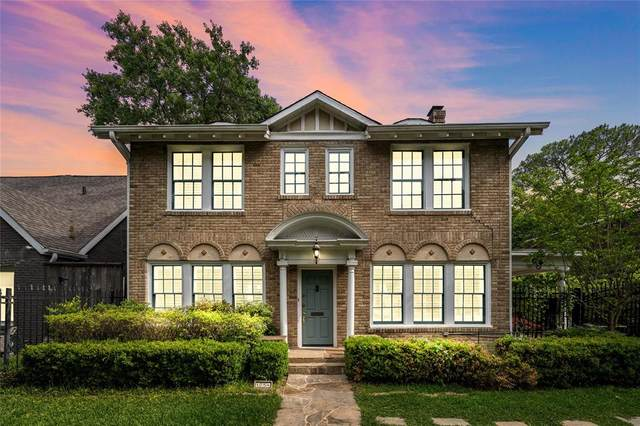 1754 Harold Street, Houston, TX 77098 (MLS #68127225) :: The Queen Team