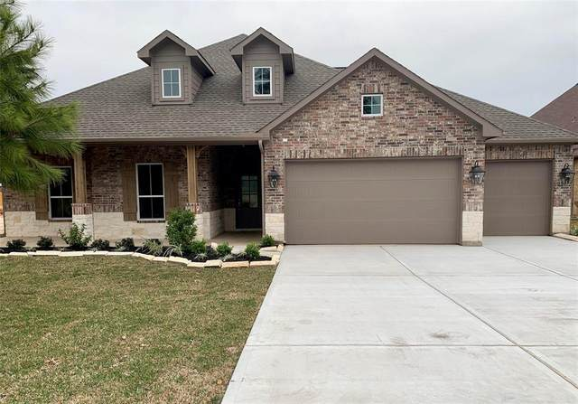 31634 Johlke Road, Magnolia, TX 77355 (MLS #68139221) :: The Home Branch