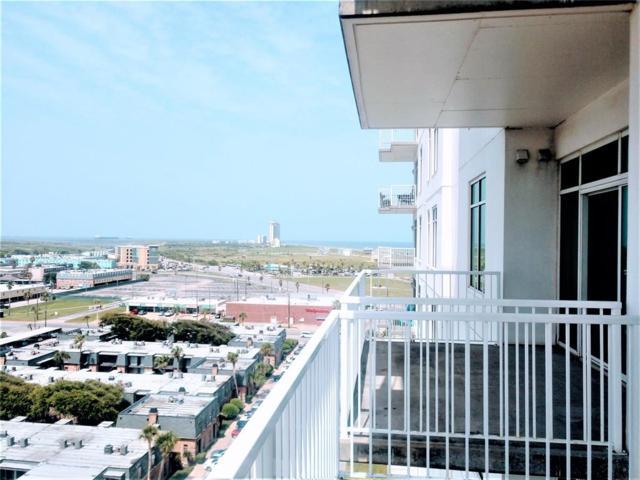 500 Seawall Boulevard #904, Galveston, TX 77550 (MLS #68144562) :: Giorgi Real Estate Group