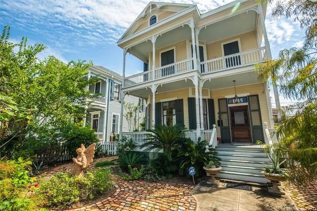 1615 Post Office Street, Galveston, TX 77550 (MLS #68145182) :: Guevara Backman