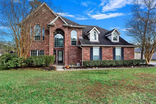 11535 Shelleys Run, Montgomery, TX 77316 (MLS #68147288) :: The Home Branch