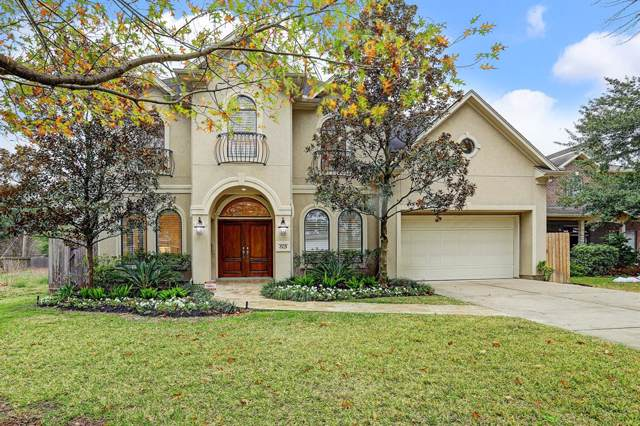 803 Circle Drive, Bellaire, TX 77401 (MLS #68152062) :: The SOLD by George Team
