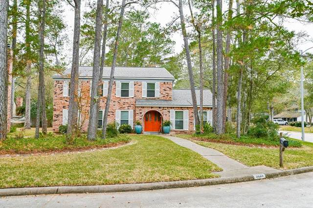 3226 Villagedale Drive, Kingwood, TX 77339 (MLS #68162843) :: The Bly Team