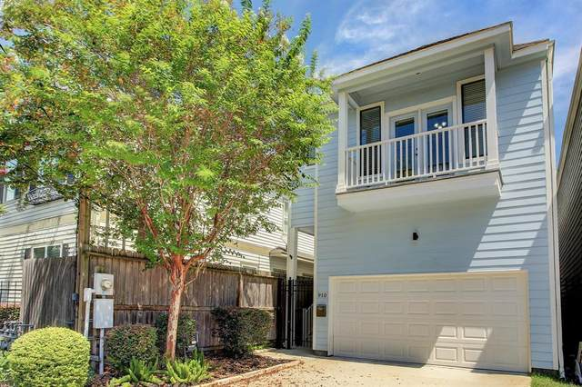 910 Lawrence Street, Houston, TX 77008 (MLS #68163811) :: All Cities USA Realty