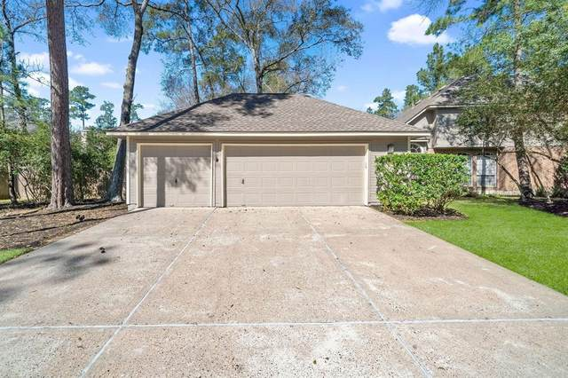 51 Stardust Place, The Woodlands, TX 77381 (MLS #68189301) :: The Jill Smith Team