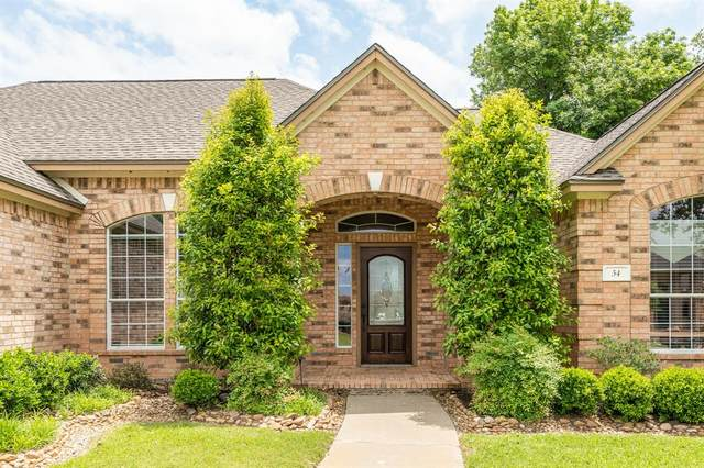 54 Northwood Court, Lake Jackson, TX 77566 (MLS #68194272) :: Connell Team with Better Homes and Gardens, Gary Greene