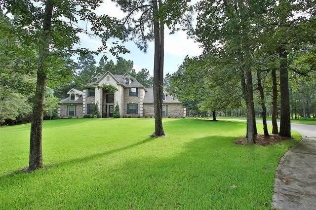 36913 Sulphur Branch Bend, Magnolia, TX 77355 (MLS #68199472) :: Giorgi Real Estate Group