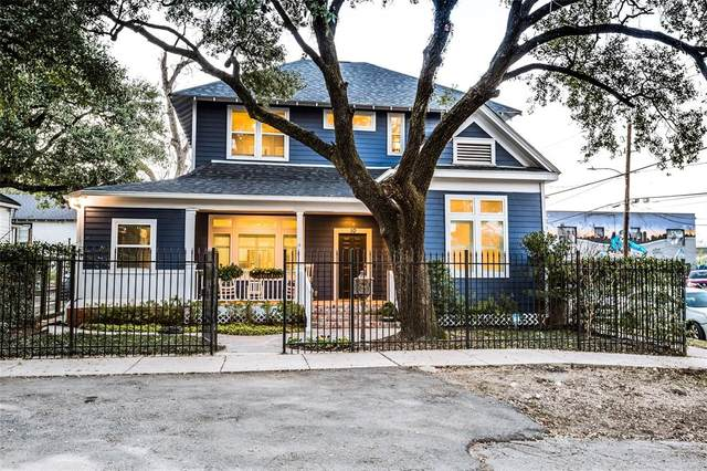 10 Stiles Street, Houston, TX 77011 (MLS #68217295) :: The Bly Team