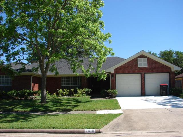 7019 Renfro Drive, Richmond, TX 77469 (MLS #68227381) :: The Heyl Group at Keller Williams