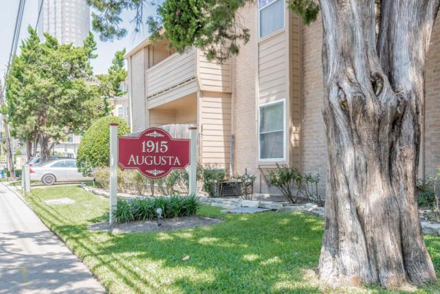 1915 Augusta Drive #51, Houston, TX 77057 (MLS #68233046) :: Carrington Real Estate Services