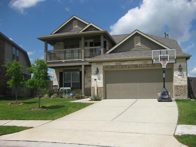 6802 Persea Ridge Lane, League City, TX 77539 (MLS #68239803) :: Texas Home Shop Realty