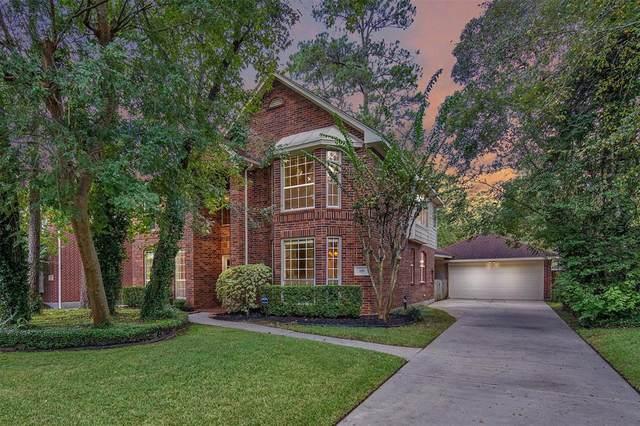 155 W Sterling Pond Circle Blank, The Woodlands, TX 77382 (MLS #68244744) :: Ellison Real Estate Team