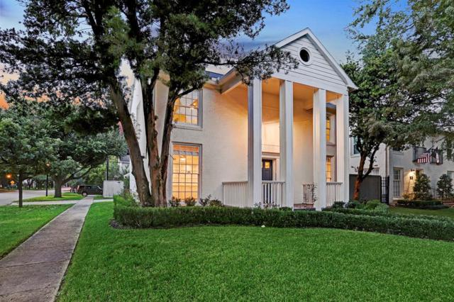 3132 University Boulevard, West University Place, TX 77005 (MLS #6824657) :: Caskey Realty